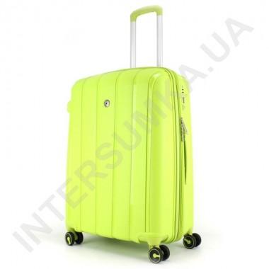 Заказать Полипропиленовый чемодан большой CONWOOD PPT001/28 лайм (114 литров) в Intersumka.ua