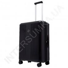 Поликарбонатный чемодан средний CONWOOD PC129/24 черный (67 литров)