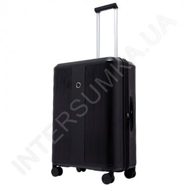 Заказать Поликарбонатный чемодан средний CONWOOD PC129/24 черный (67 литров)