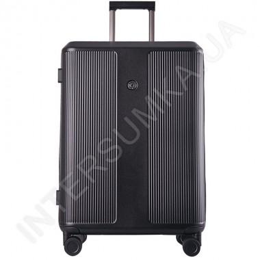Заказать Поликарбонатный чемодан большой CONWOOD PC129/28 черный (104 литра)