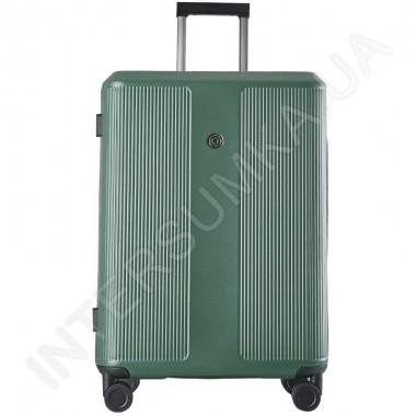 Заказать Поликарбонатный чемодан большой CONWOOD PC129/28 зеленый (104 литра)