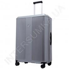 Поликарбонатный чемодан большой CONWOOD PC129/28 серебро (104 литра)