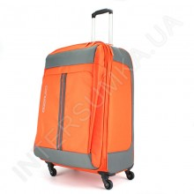 Чемодан большой CONWOOD CT809/28 оранжевый (115 литров)