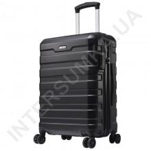 Поликарбонатный чемодан CONWOOD малый CT866/20 черный (43 литра)