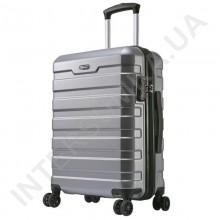 Поликарбонатный чемодан CONWOOD малый CT866/20 серебристый (43 литра)