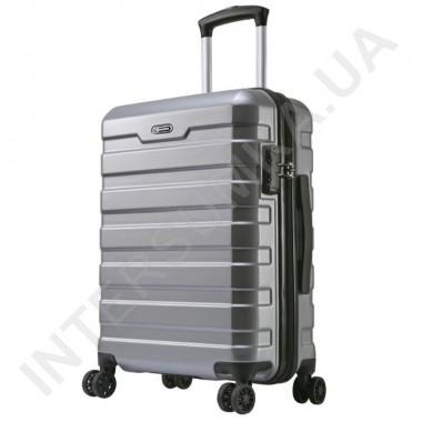 Заказать Поликарбонатный чемодан CONWOOD малый CT866/20 серебристый (43 литра) в Intersumka.ua