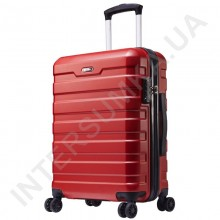 Поликарбонатный чемодан CONWOOD малый CT866/20 красный (43 литра)