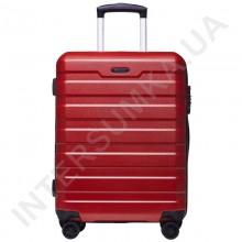 Поликарбонатный чемодан большой CONWOOD CT866/28 красный (114 литров)