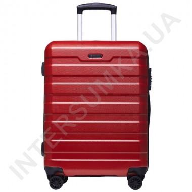 Заказать Поликарбонатный чемодан большой CONWOOD CT866/28 красный (114 литров) в Intersumka.ua