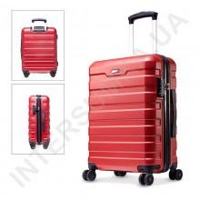 Поликарбонатный чемодан средний CONWOOD CT866/24 красный (75 литров)
