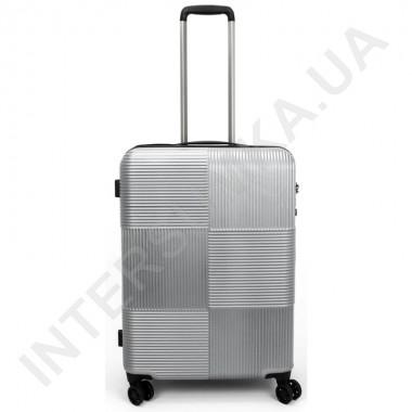 Заказать Поликарбонатный чемодан средний CONWOOD PCT097/24 серебро (64 литра) в Intersumka.ua