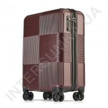 Поликарбонатный чемодан CONWOOD малый PCT097/20 бордовый (38 литров)