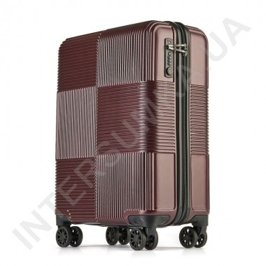 Заказать Поликарбонатный чемодан CONWOOD малый PCT097/20 бордовый (38 литров)