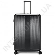 Поликарбонатный чемодан большой CONWOOD PC129/28 черный (104 литра)