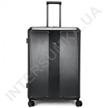 Заказать Поликарбонатный чемодан большой CONWOOD PC129/28 черный (104 литра) в Intersumka.ua