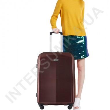 Заказать Поликарбонатный чемодан большой CONWOOD PC051/28 бордо (105 литров)