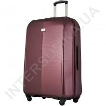 Полікарбонатна валіза велика CONWOOD PC051/28 бордо (105 літрів)
