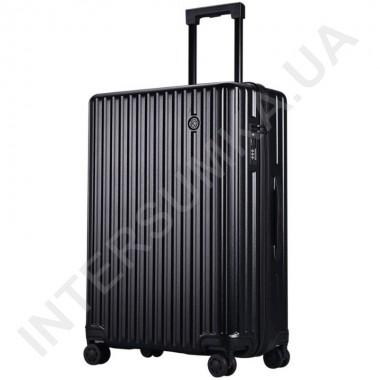 Заказать Поликарбонатный чемодан средний CONWOOD PC131/24 черный (75 литров)
