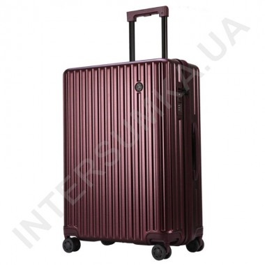 Заказать Поликарбонатный чемодан CONWOOD малый PC131/20 бордовый (44 литра)