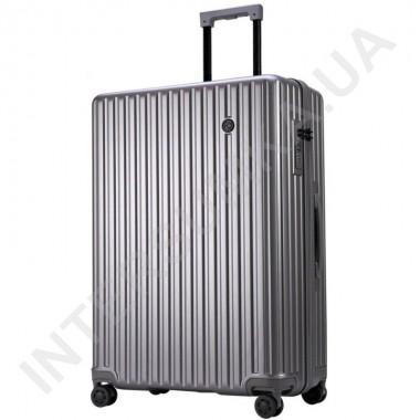 Заказать Поликарбонатный чемодан CONWOOD малый PC131/20 серебро (44 литра)