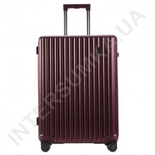 Поликарбонатный чемодан средний CONWOOD PC131/24 красный (75 литров)