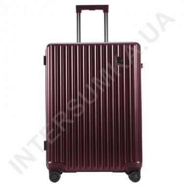Заказать Поликарбонатный чемодан средний CONWOOD PC131/24 бордовый (75 литров)