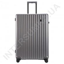 Поликарбонатный чемодан средний CONWOOD PC131/24 серебро (75 литров)