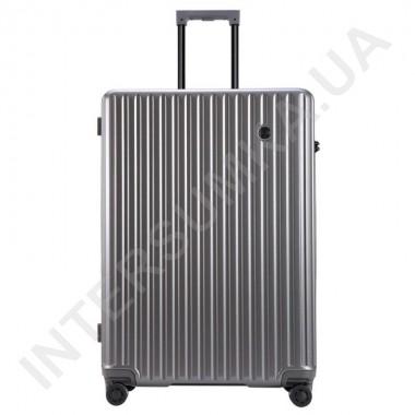 Заказать Поликарбонатный чемодан средний CONWOOD PC131/24 серебро (75 литров) в Intersumka.ua