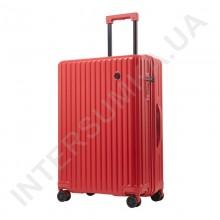 Поликарбонатный чемодан большой CONWOOD PC131/28 красный (114 литров)