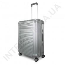 Полікарбонатний чемодан середній CONWOOD PC158/24 срібло (76 літрів)