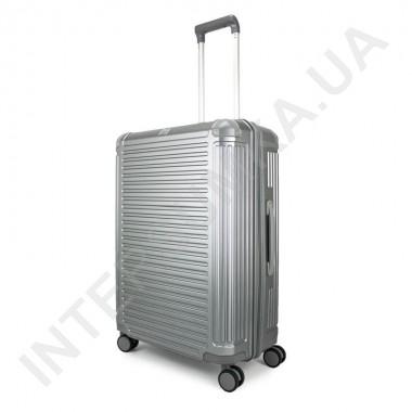 Заказать Поликарбонатный чемодан средний CONWOOD PC158/24 серебро (76 литров) в Intersumka.ua