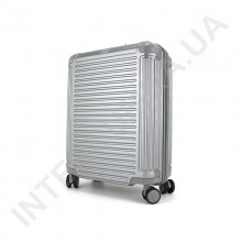 Полікарбонатна валіза CONWOOD мала PC158/20 срібло (41 літр)