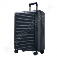 Полікарбонатний чемодан середній CONWOOD PC158/24 чорний (76 літрів)