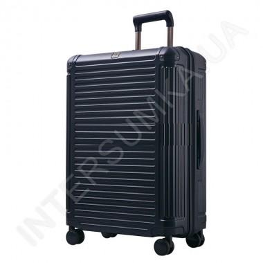 Заказать Поликарбонатный чемодан большой CONWOOD PC158/28 черный (110 литров) в Intersumka.ua