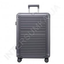 Полікарбонатна валіза велика CONWOOD PC158/28 срібло (110 літрів)