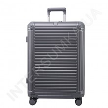 Поликарбонатный чемодан CONWOOD малый PC158/20 серебро (41 литр)