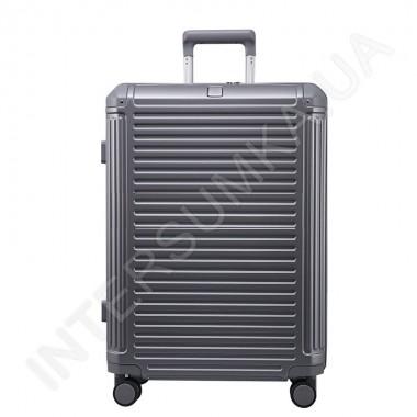 Заказать Поликарбонатный чемодан большой CONWOOD PC158/28 серебро (110 литров) в Intersumka.ua
