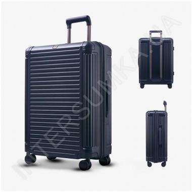 Заказать Поликарбонатный чемодан средний CONWOOD PC158/24 синий (76 литров) в Intersumka.ua