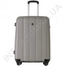 Поліпропіленова валіза велика CONWOOD PPT001/28 сіра (114 літрів)