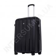 Полипропиленовый чемодан средний CONWOOD PPT001/24 черный (75 литров)