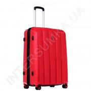 Полипропиленовый чемодан средний CONWOOD PPT001/24 красный (75 литров)