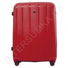 Поліпропіленова валіза велика CONWOOD PPT001/28 червона (114 літрів)