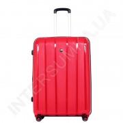 Полипропиленовый чемодан CONWOOD малый PPT001/20 красный (43 литра)