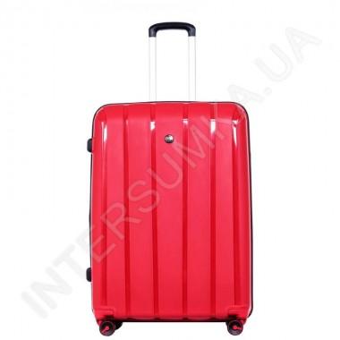 Заказать Полипропиленовый чемодан CONWOOD малый PPT001/20 красный (43 литра) в Intersumka.ua