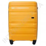 Полипропиленовый чемодан средний CONWOOD PPT002N/24 желтый (73 литра)