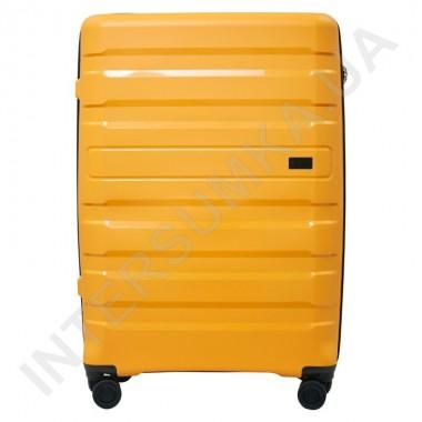 Заказать Полипропиленовый чемодан большой CONWOOD PPT002N/28 желтый (109 литров) в Intersumka.ua