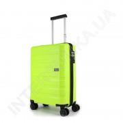 Поліпропіленова валіза CONWOOD мала PPT002N/20 лайм (40 літрів)
