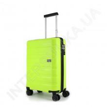Полипропиленовый чемодан CONWOOD малый PPT002N/20 лайм (40 литров)