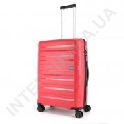 Поліпропіленова валіза середня CONWOOD PPT002N/24 червона (73 літри)
