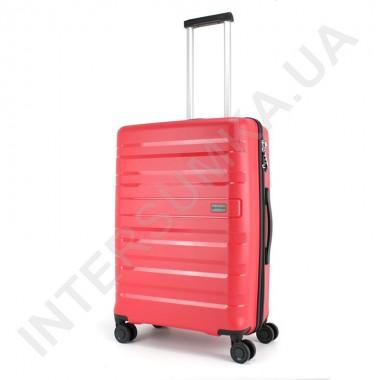 Заказать Полипропиленовый чемодан средний CONWOOD PPT002N/24 красный (73 литра) в Intersumka.ua